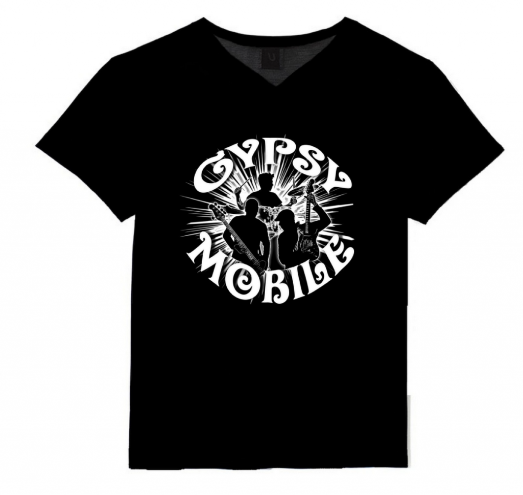 Gypsy-Mobile---Black-T-Shirt